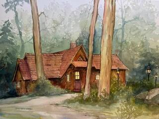 The Housekeeper's Cabin