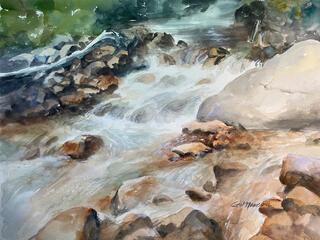 Silverdale Falls